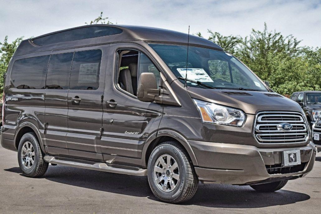 Luxury Vans: Open Road Luxury Vans In Canada