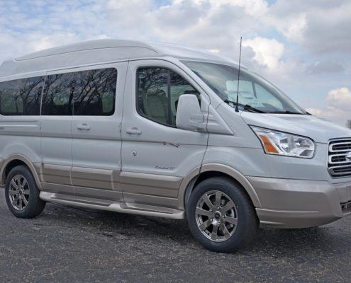 Explorer luxury vans