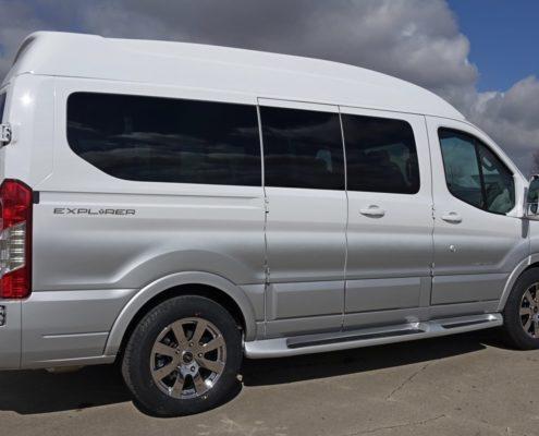 Open Road Luxury vans Exploter vans